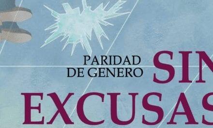 PARIDAD DE GÉNERO SIN EXCUSAS