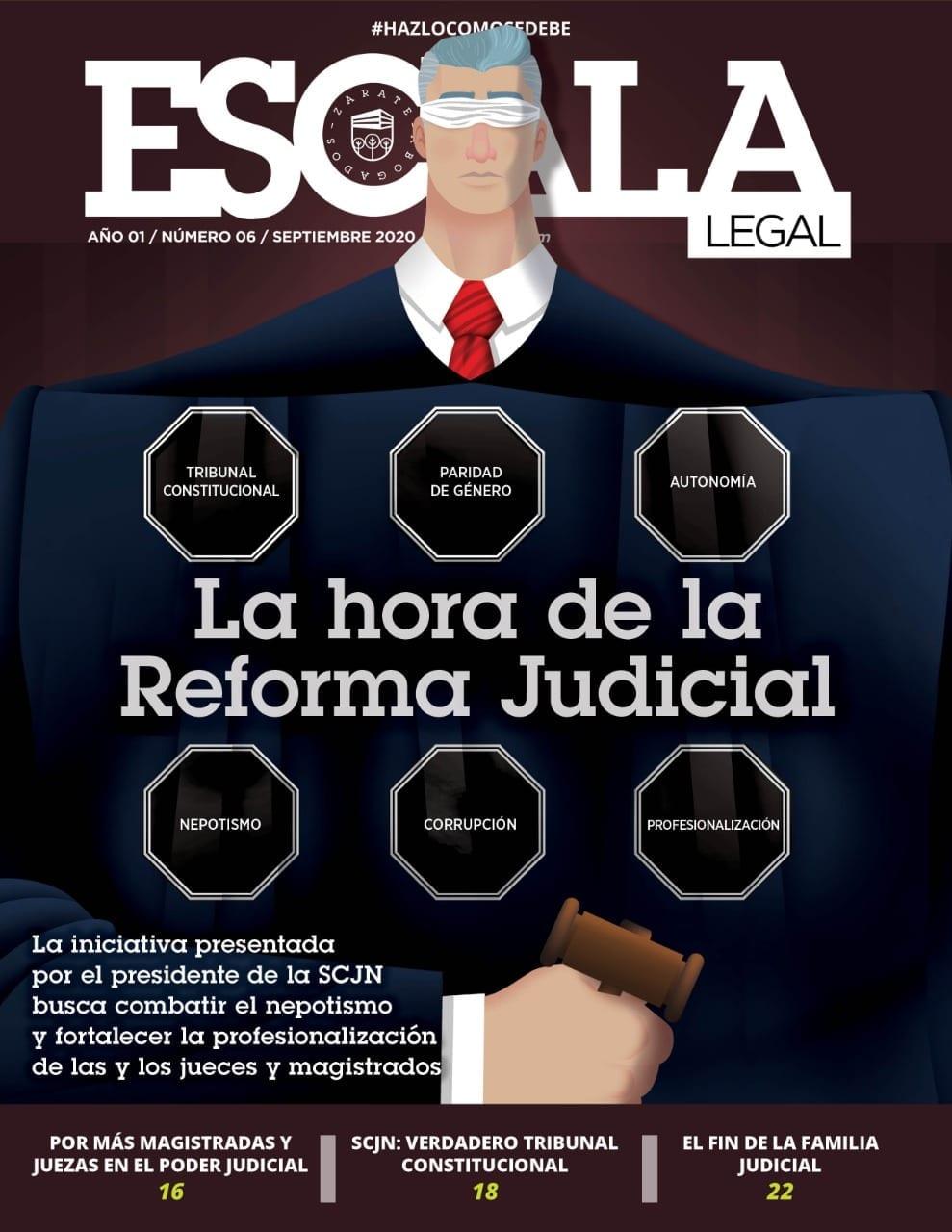 escala legal 6