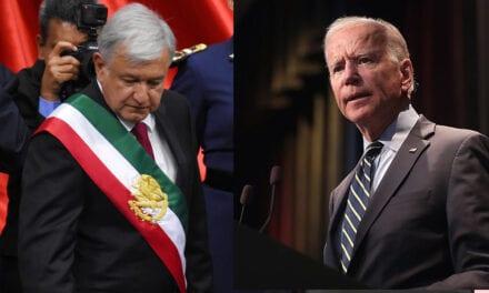 Joe Biden, México y López Obrador