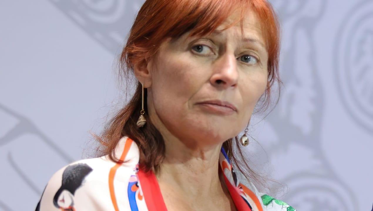 Tatiana Clouthier - Secretaría de Economía