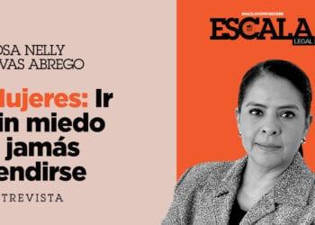 gerente de Operaciones del Grupo Iconn, Rosa Nelly Vivas Ábrego