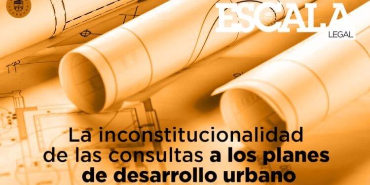 inconstitucionalidad de las consultas