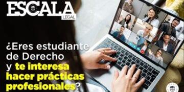 estudiantes de derecho prácticas profesionales