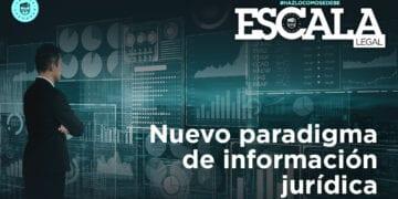Nuevo paradigma de información jurídica