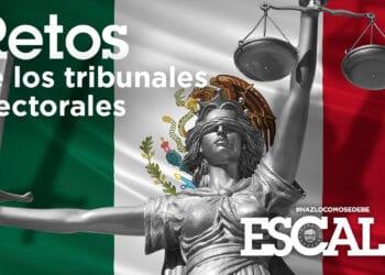 Retos de los tribunales electorales