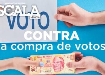 Contra la compra de votos