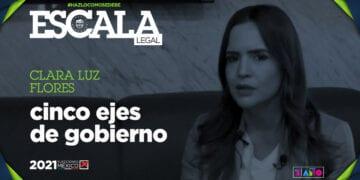 Clara Luz Flores, cinco ejes de gobierno
