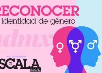 Reconocer la identidad de género