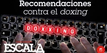 Recomendaciones contra el doxing