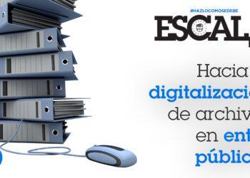 Hacia la digitalización de archivos en entes públicos