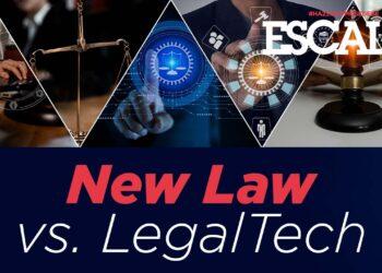 New Law vs. LegalTech